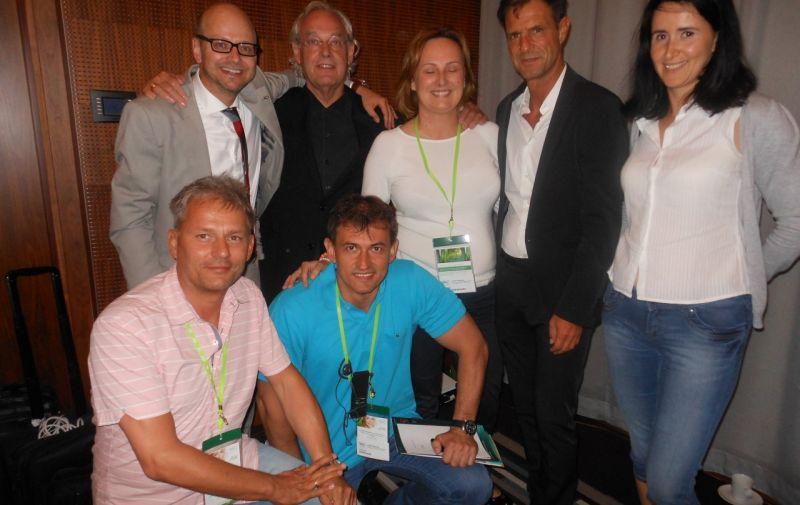 dr Pascal Magne, Klaus Muterthies, Michel Magne