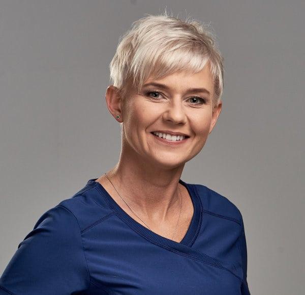 Joanna Lubkiewicz- higienistka