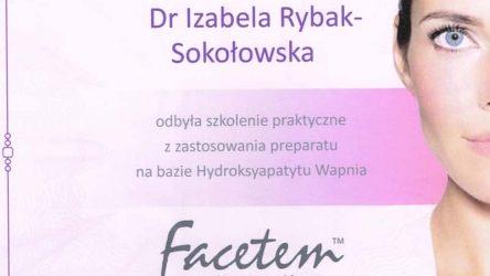 Izabela Rybak-Sokołowska certyfikat (10)