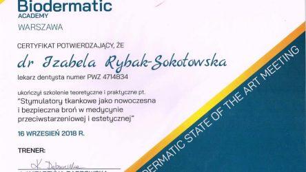 Izabela Rybak-Sokołowska certyfikat (12)