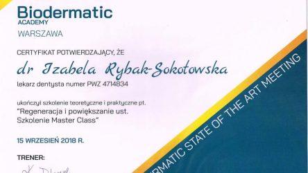 Izabela Rybak-Sokołowska certyfikat (13)