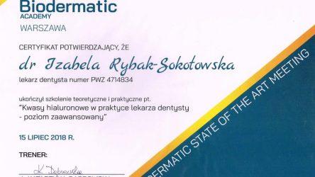 Izabela Rybak-Sokołowska certyfikat (15)