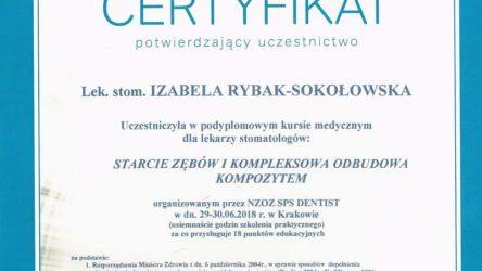 Izabela Rybak-Sokołowska certyfikat (17)