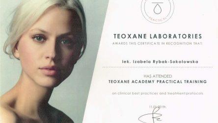 Izabela Rybak-Sokołowska certyfikat (2)