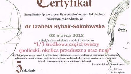 Izabela Rybak-Sokołowska certyfikat (26)