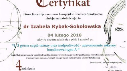 Izabela Rybak-Sokołowska certyfikat (27)