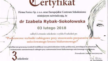 Izabela Rybak-Sokołowska certyfikat (28)