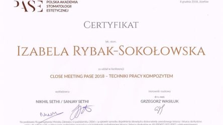Izabela Rybak-Sokołowska certyfikat (5)