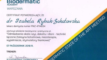 Izabela Rybak-Sokołowska certyfikat (7)