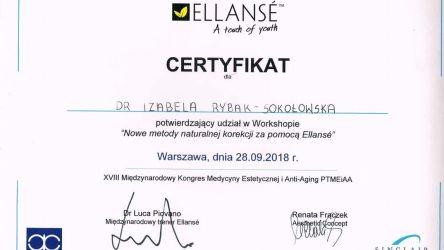 Izabela Rybak-Sokołowska certyfikat (9)