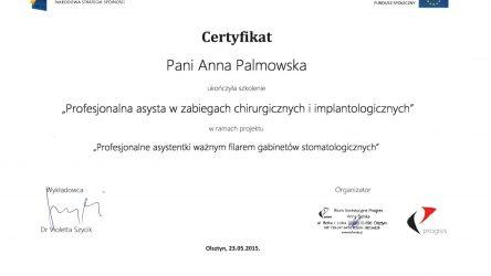 Anna Palmowska - cert (5)